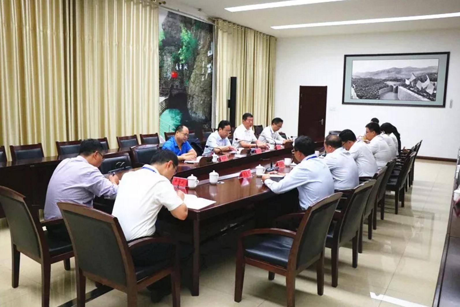 刘建勇同志任红旗渠干部学院常务副院长