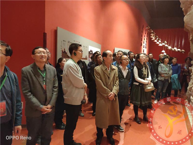 【第459期】红旗渠精神培训:宁夏水利厅水利干部能力素质提升培训班