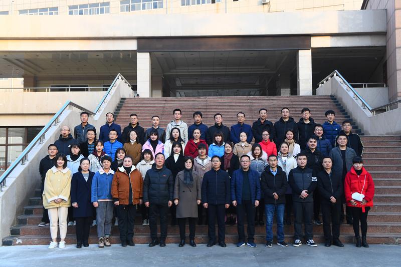 我校举办第四期旬邑县法治骨干能力提升培训班