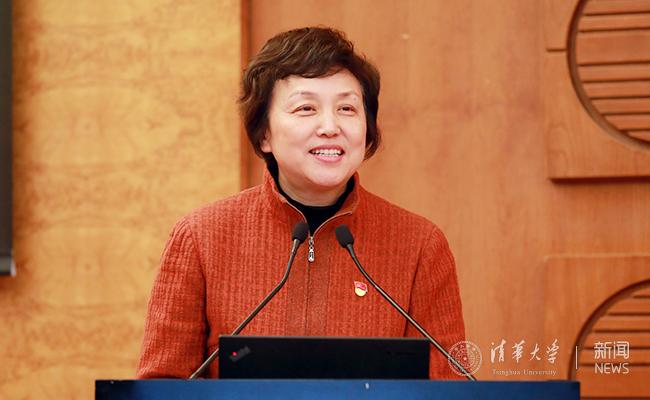 清华大学举行2019年度各单位党委书记抓基层党建工作现场述职评议会