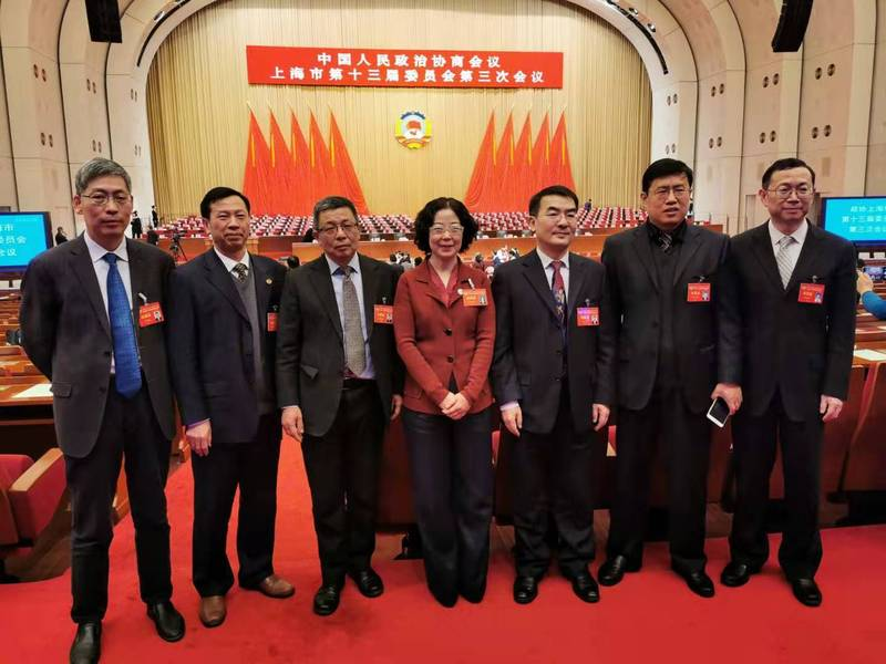 我校市人大代表、政协委员在2020年上海两会上积极履职[图文]