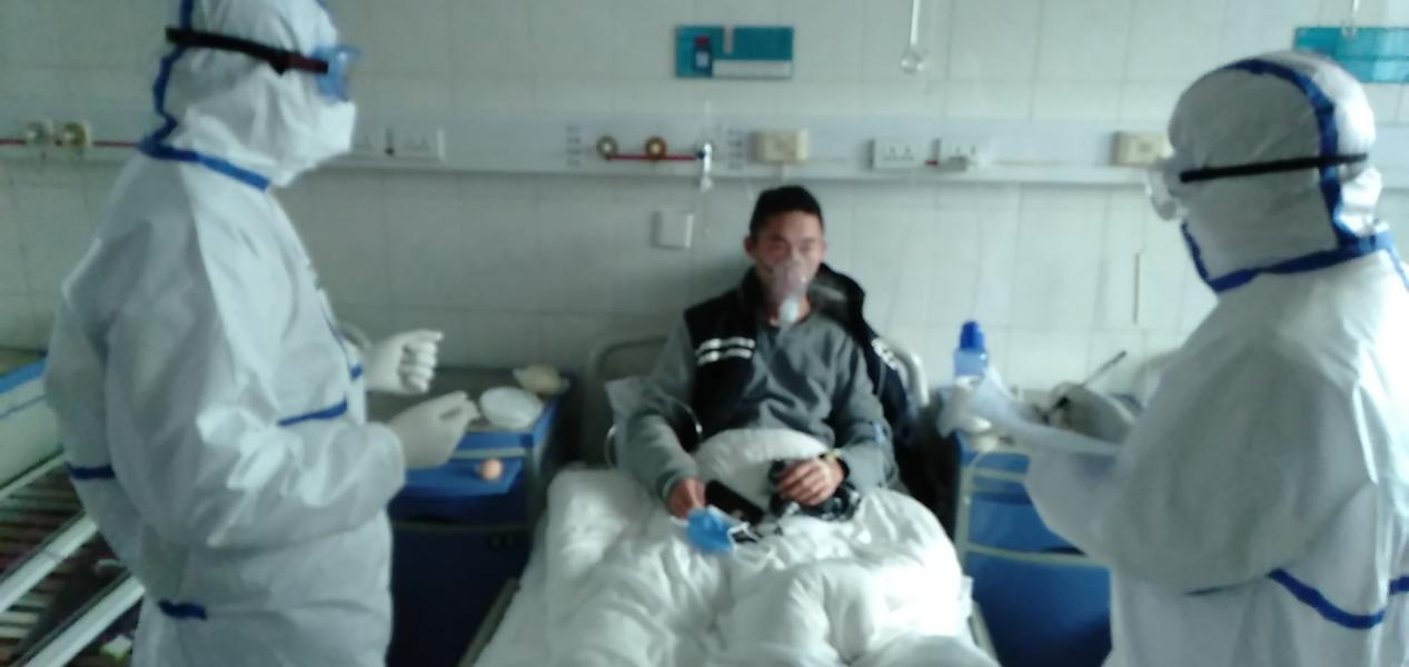 衡阳市首批新型肺炎重症患者在南华大学附属第一医院治愈出院