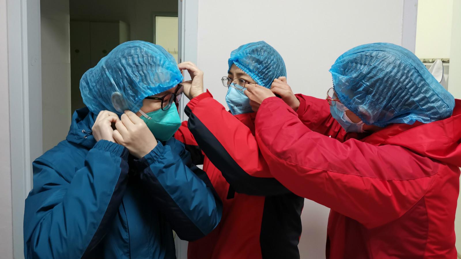 重庆市急救医疗中心第一批援卾医疗队重症组张晞日记