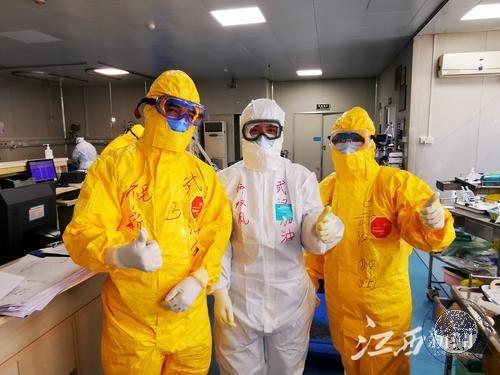 """【战疫情】江西日报:""""我们进入重症区了"""""""