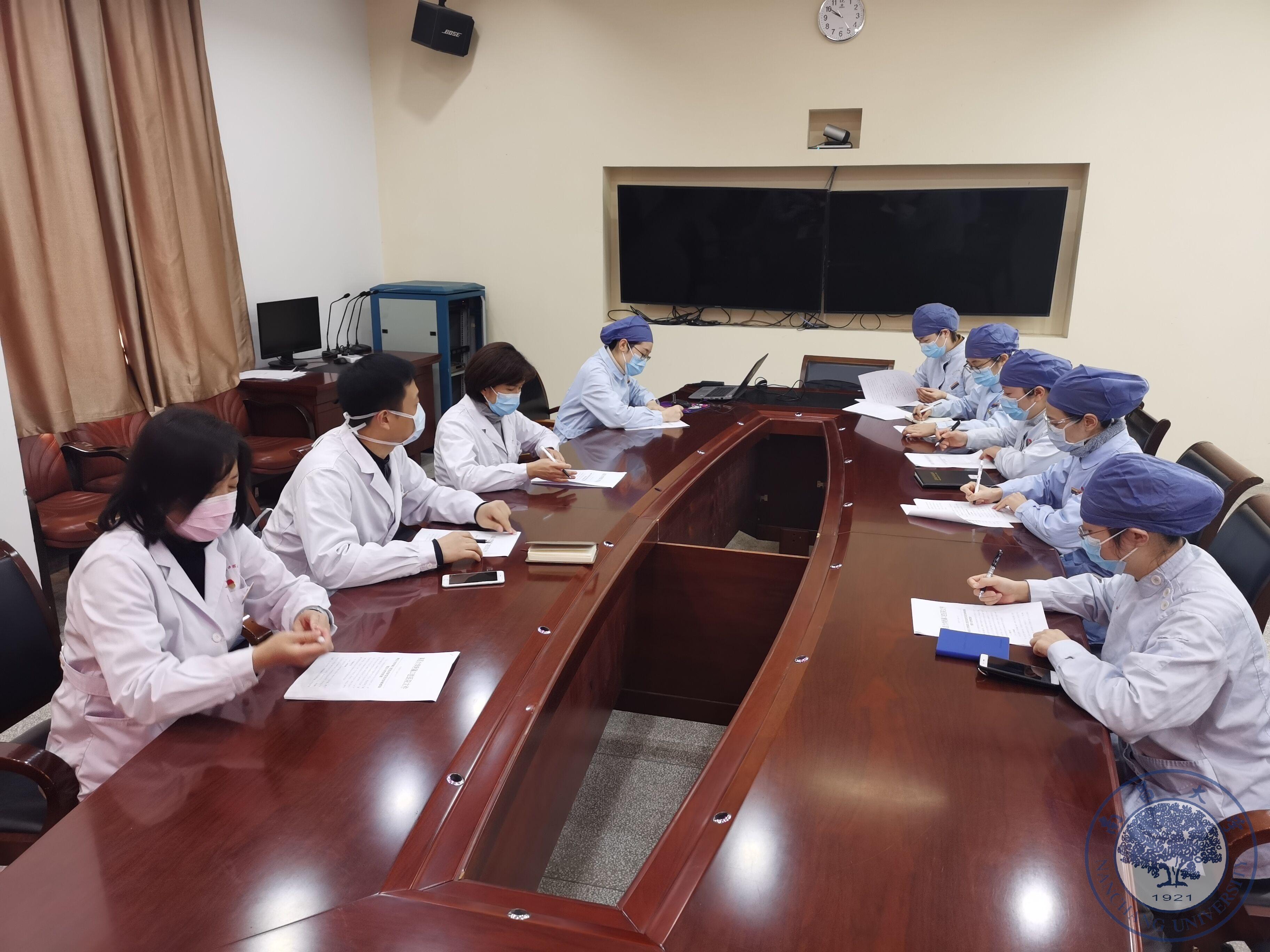 【战疫情】附属口腔医院积极备战加强疫情防控