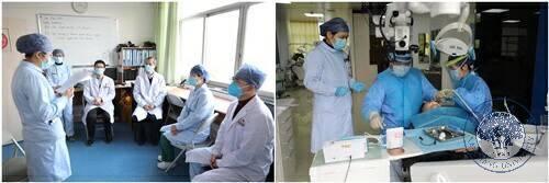 【战疫情】附属口腔医院开展新型冠状病毒防控期间感控培训
