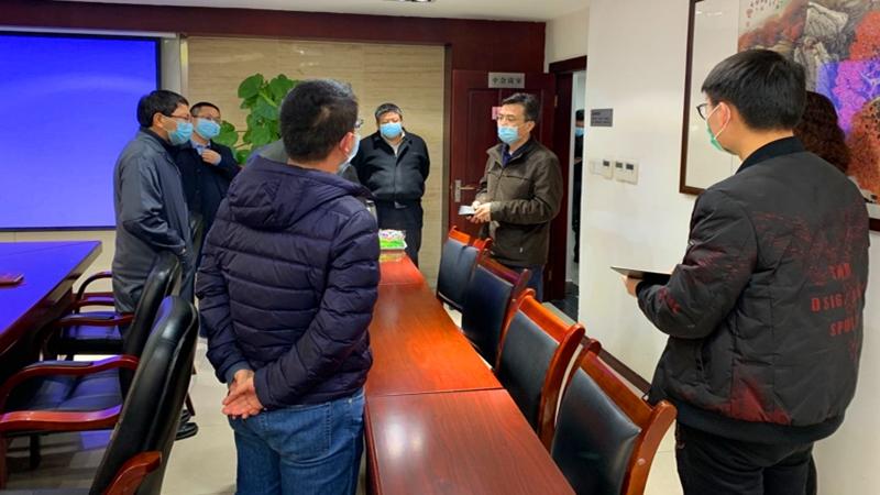 重庆大学大数据与软件学院助力新冠肺炎疫情防控