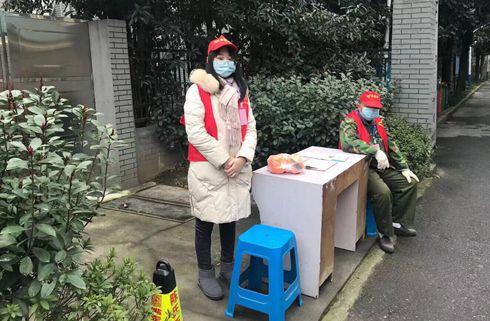 """战""""疫""""到底,川农园艺学子投身家乡疫情防控战"""