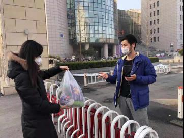 心相通、线相连——汉语速成学院班主任与国际学生共同面对疫情考验