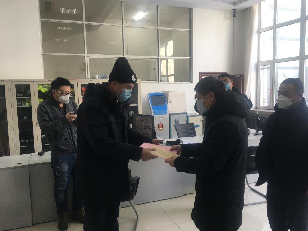 """【众志成城防控疫情】校工会慰问我校""""防疫""""一线工作人员"""