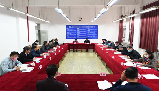 学校疫情防控工作领导小组召开第十八次工作会议