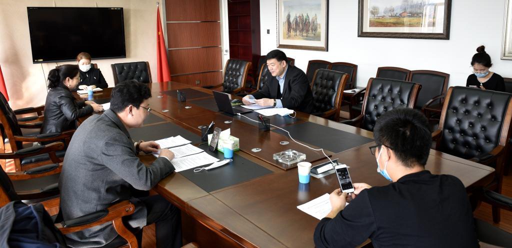 内蒙古师范大学科学技术协会代表大会召开