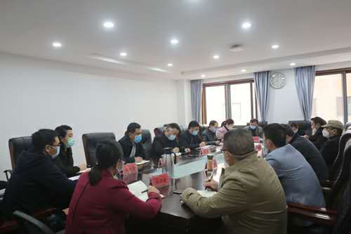 我校召开疫情防控工作领导小组专题会议研究部署近期工作
