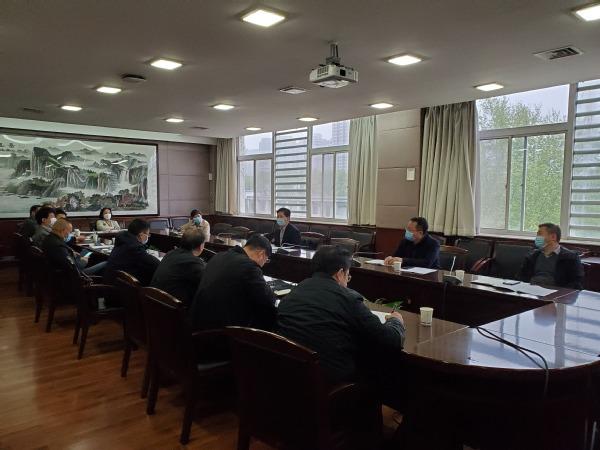 学校召开稳定安全工作专题会议安排部署近期工作
