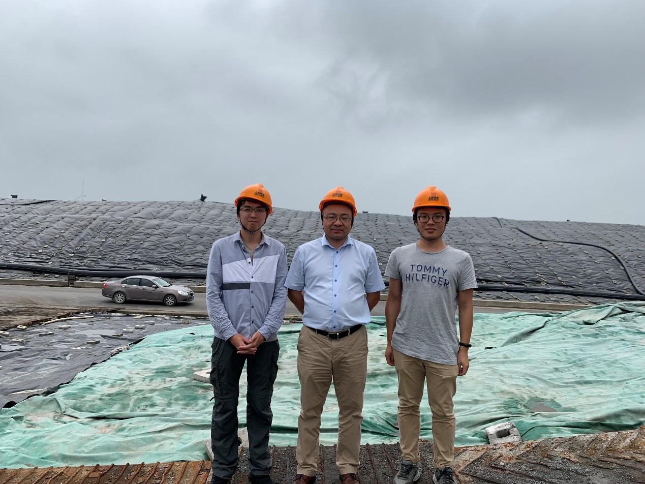 上海市科学技术奖获奖成果②|护航垃圾填埋场安全高质量运行