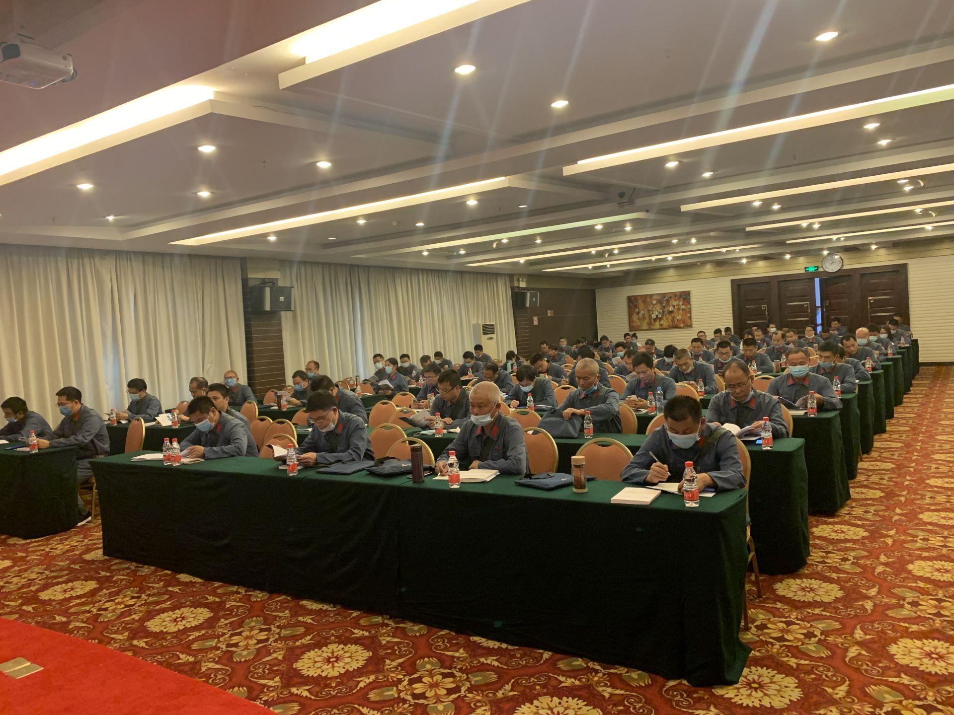 江西省抚州市乐安县驻村第一书记培训班