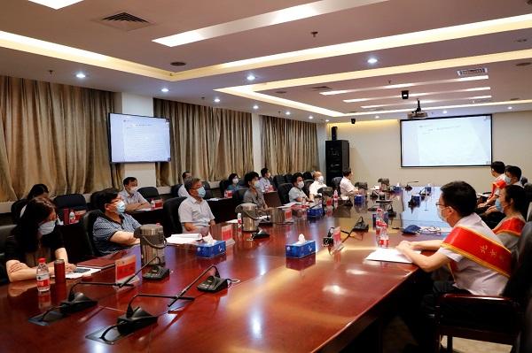 北京高校召开庆祝中国共产党成立99周年表彰大会我校6个党组织和党员获得表彰