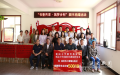 书香共享筑梦乡村——延边大学向延吉市小营镇五凤村捐赠价值5万元的图书