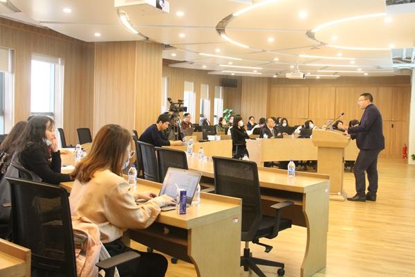 网络文化办与继教学院合作举办校园新媒体沙龙首场院系专场