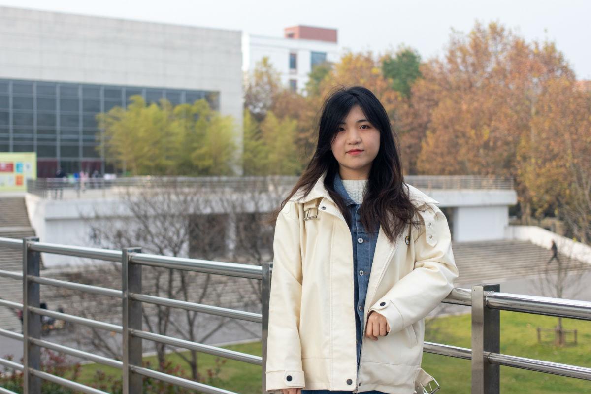 【奋斗的青春】蒋楷郁:青春逐梦做自己的理想型