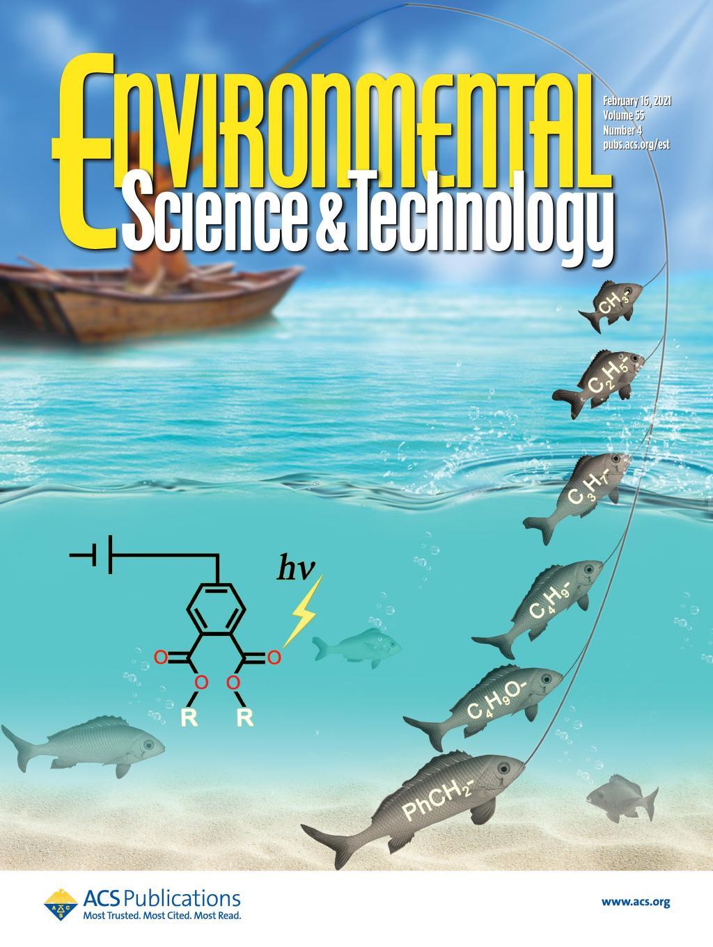 赵国华、赵红颖团队研究成果发表于EnvironmentalScience&Technology,为同步去除低浓度、高毒性邻苯二酯类目标污染物提供新策略