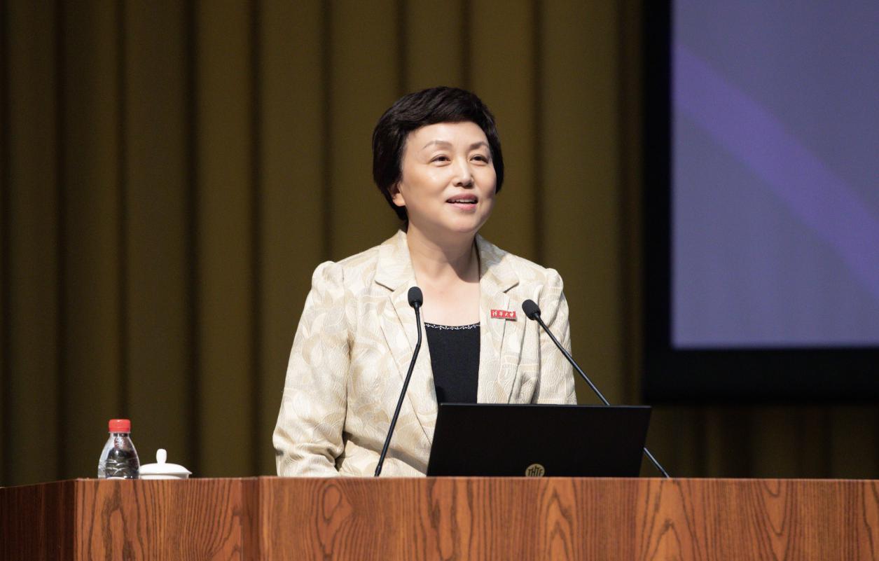 清华大学召开全校教职工大会暨第八届教代会第十四次会议