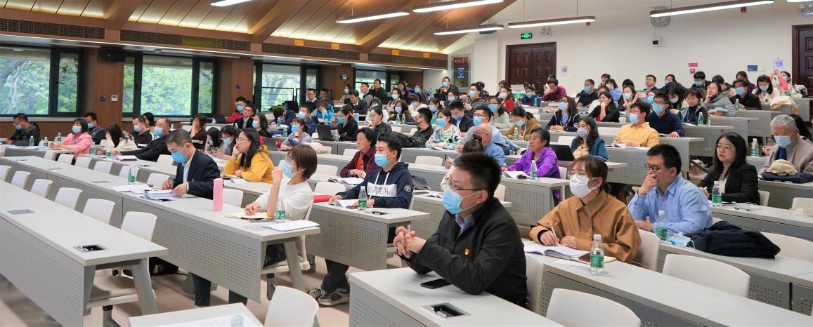 清华大学举办2021年春季学期新任教职工党支部书记、委员学习班
