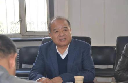 【党史学习教育】副校长邹德堂深入学院调研