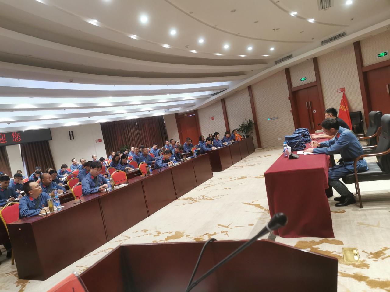 中共某市委党校2021年春季主体班赴井冈山异地教学培训班在我院举办