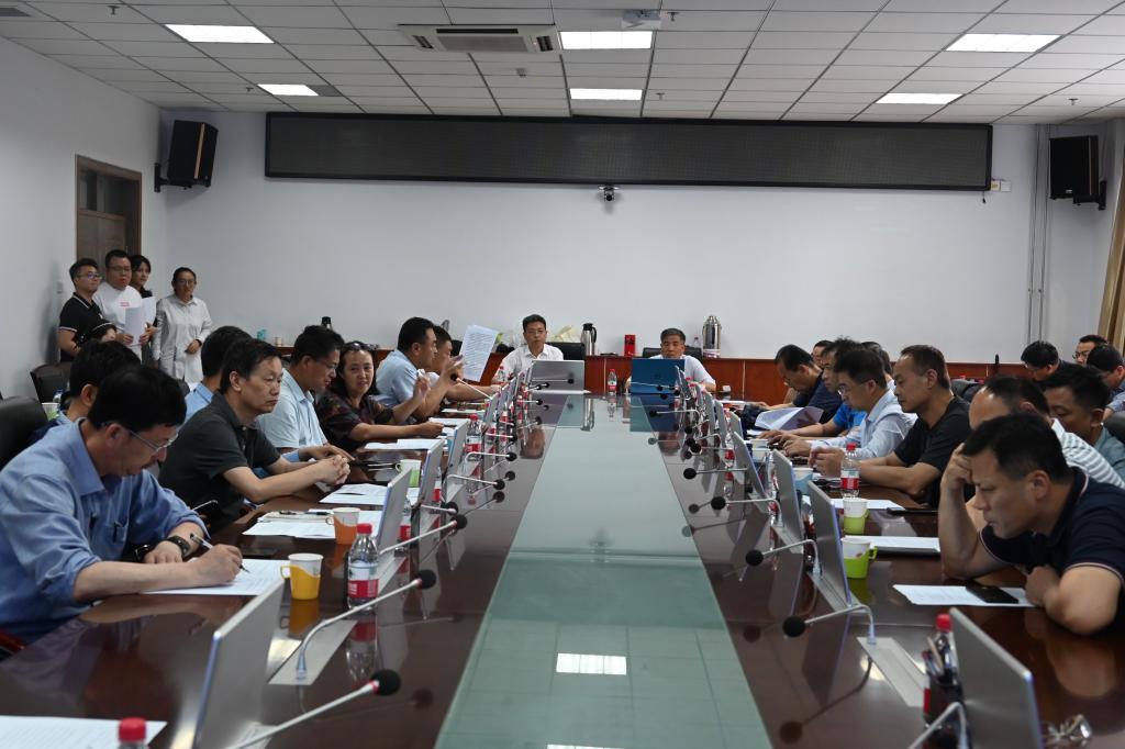 校学位评定委员会召开2021年第二次会议