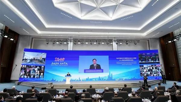 """""""中国共产党的故事""""特别对话会在沪举行,在复旦设分会场"""