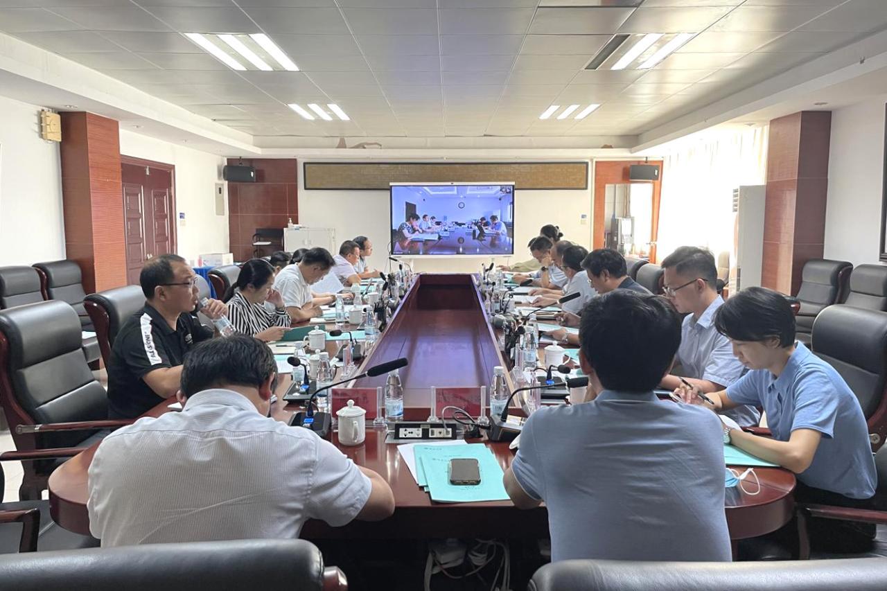 教育部部省合建高校调研专家组到海南大学开展专项调研