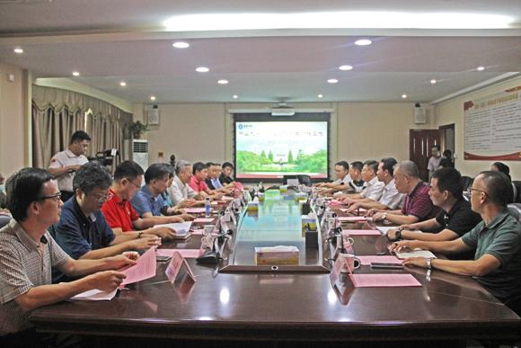 陈春声书记带队赴梅州推动对口帮扶工作