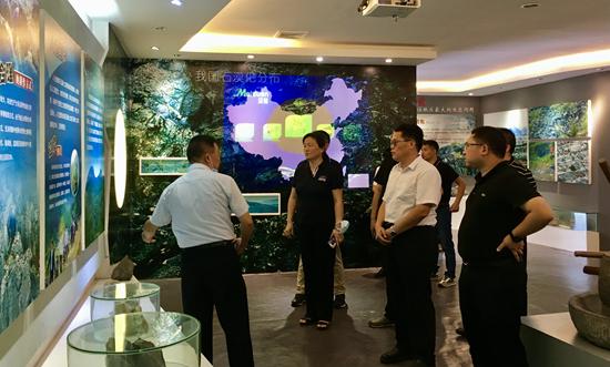 学校组织专家团队赴广西马山县开展科技协作