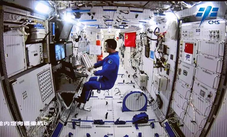 中山大学航空航天学院张小虎教授团队助力中国空间站:运动特性数据采集软件顺利完成在
