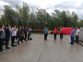 吉林省辽源市政协主席刘立新率队到院校开展党性教育培训并举行座谈