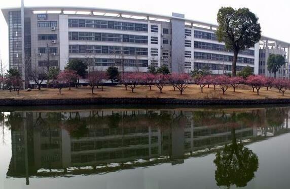 浙江工商大学校园风光
