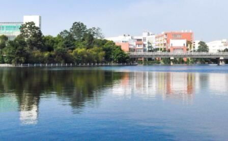 南昌大学校园风光