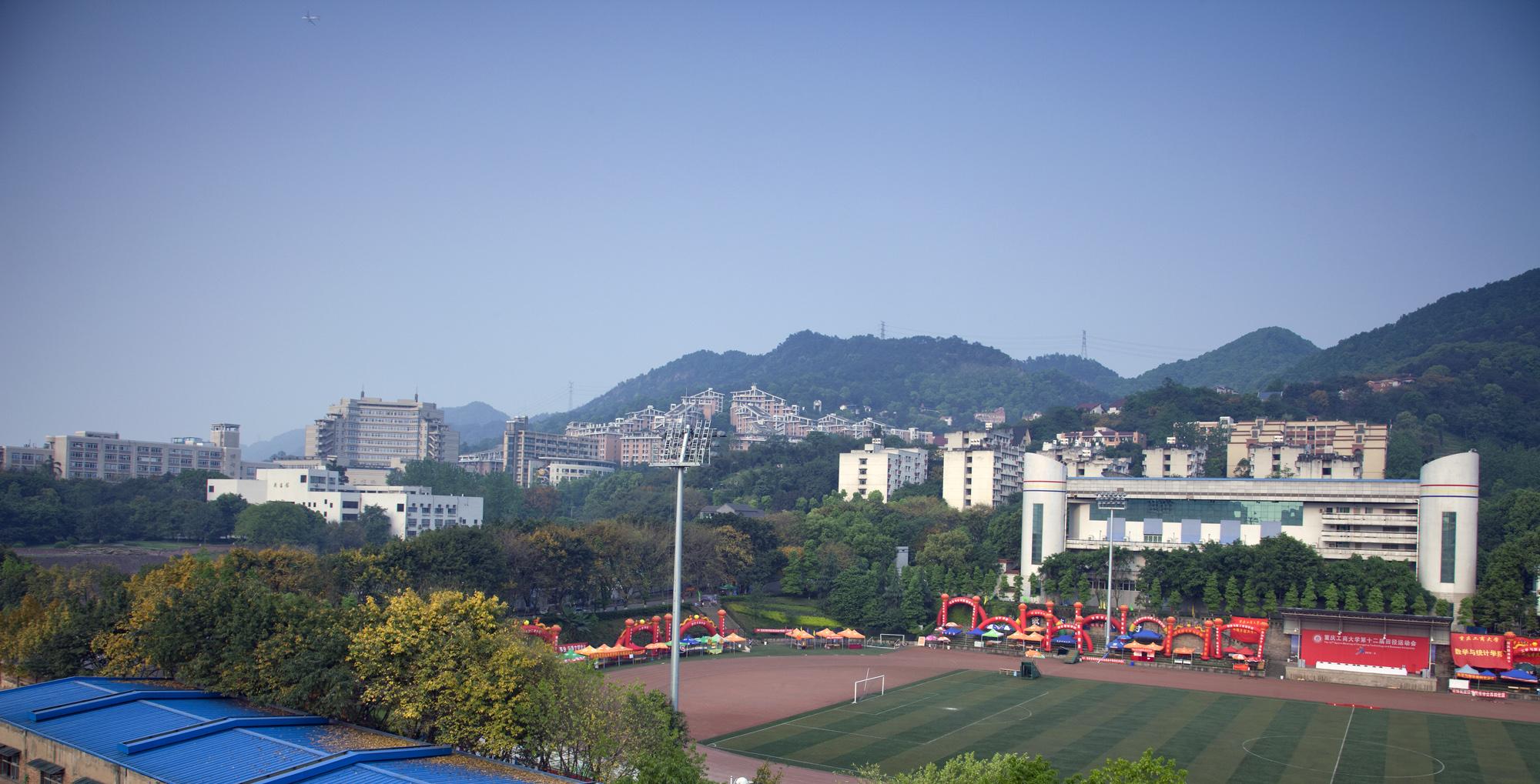 春天里-校园全景