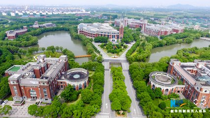 华东政法大学校园风光