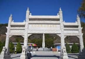 瓦子街战役烈士陵园