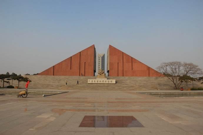 孟良崮纪念馆
