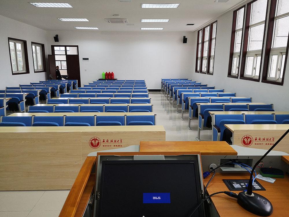 干部培训教室环境