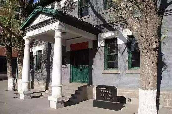 晋察冀军区司令部旧址