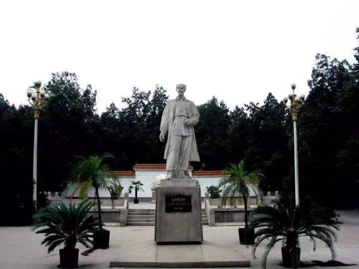 白求恩柯棣华纪念馆
