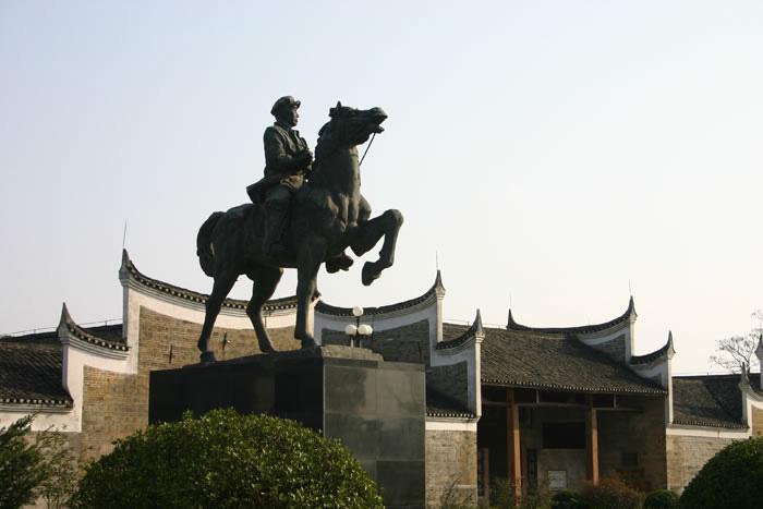 平江起义旧址