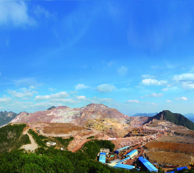 紫金山工业生态区