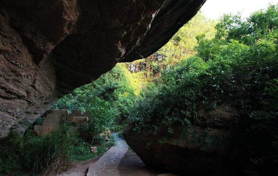 冠豸山国家级地质公园