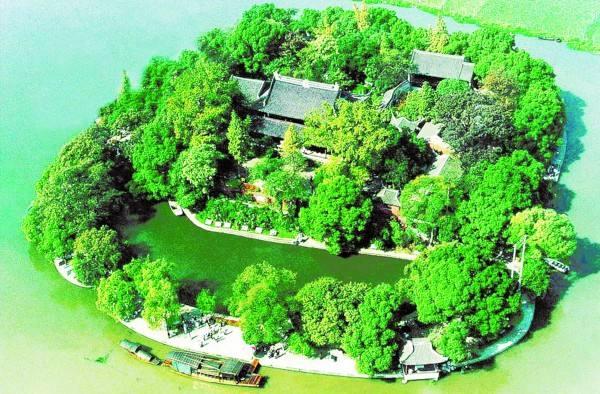 南湖湖心岛