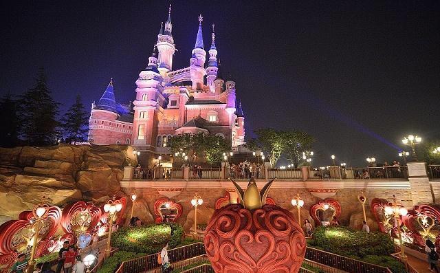 迪士尼乐园度假区